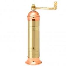 """Atlas Brass-copper Pepper Mill 8"""" #123"""
