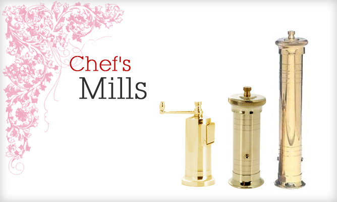 Chef's Mills