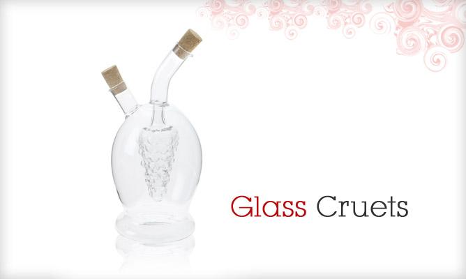 Glass Cruets